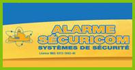 Alarme sécuricom