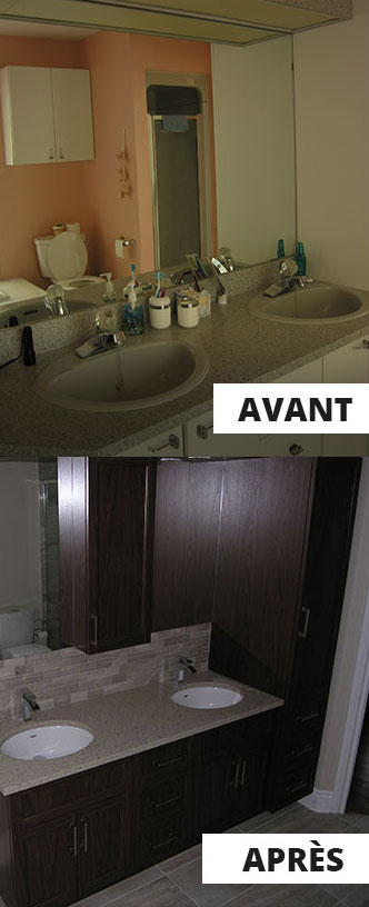 R novations richard bernier entrepreneur en r novation for Salle de bain laval