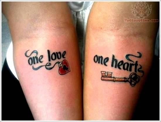 Yannick Net 20 Exemples De Tatouages Pour Couples Par Charles